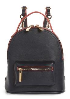 Deux Lux Annabelle Mini Faux Leather Backpack