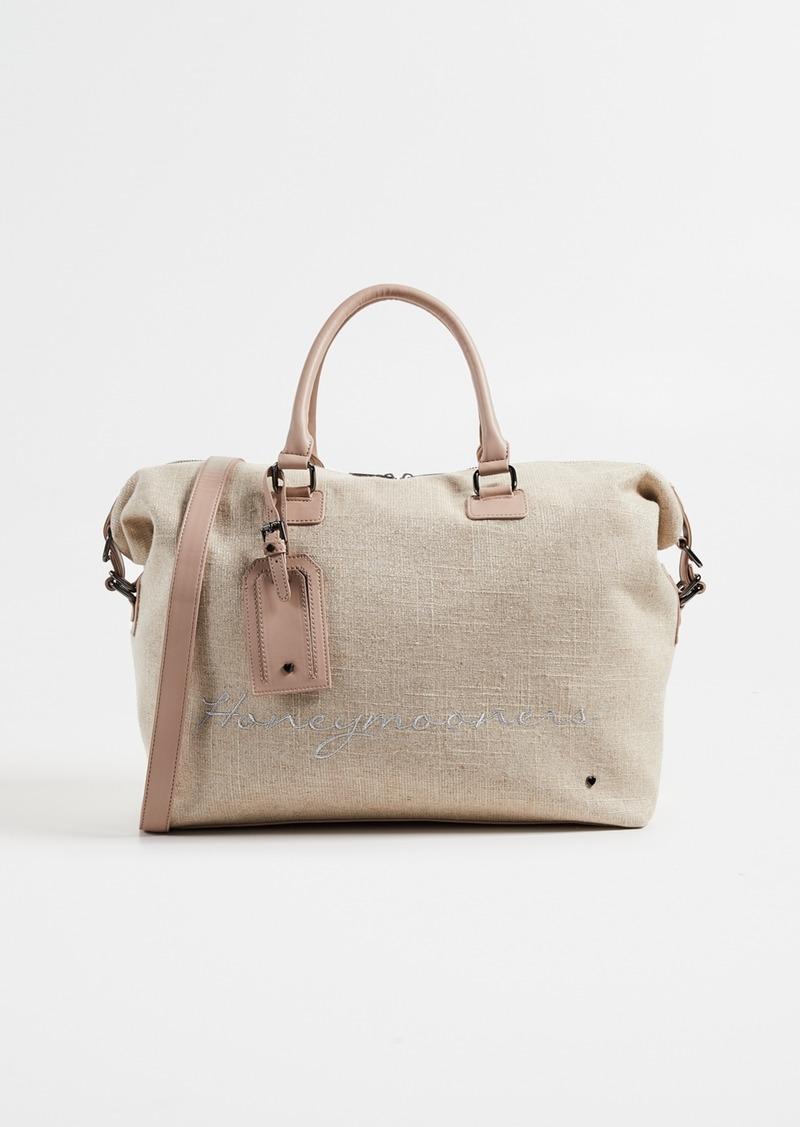 dae5638aad Deux Lux Deux Lux Honeymooner Weekender Bag | Handbags