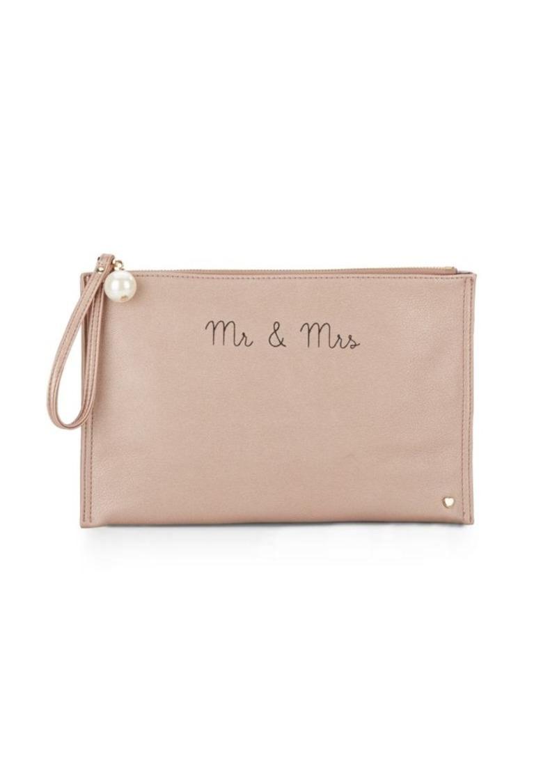 Deux Lux Romance Mr. and Mrs. Pouch