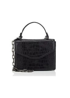Deux Lux Women's Mini Satchel - Black