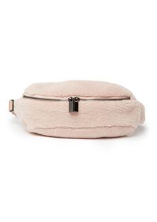 Deux Lux Furry Teddy Belt Bag