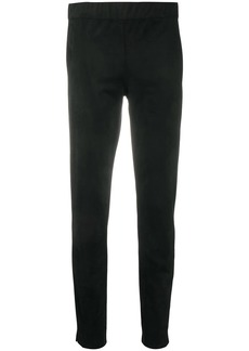 D.Exterior tapered trousers
