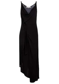 Diane Von Furstenberg Amy jersey midi wrap dress