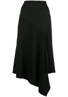 Diane Von Furstenberg Analisa asymmetric skirt