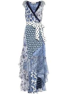 Diane Von Furstenberg Ava printed silk dress
