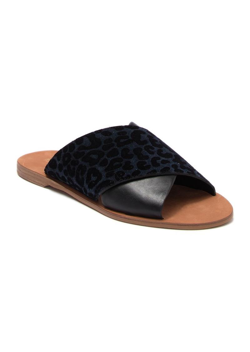Diane Von Furstenberg Bailie Slide Sandal