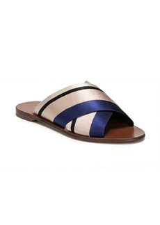 Diane Von Furstenberg Bailie Striped Sandals