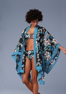Diane Von Furstenberg Beach Kimono