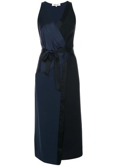 Diane Von Furstenberg belted wrap dress