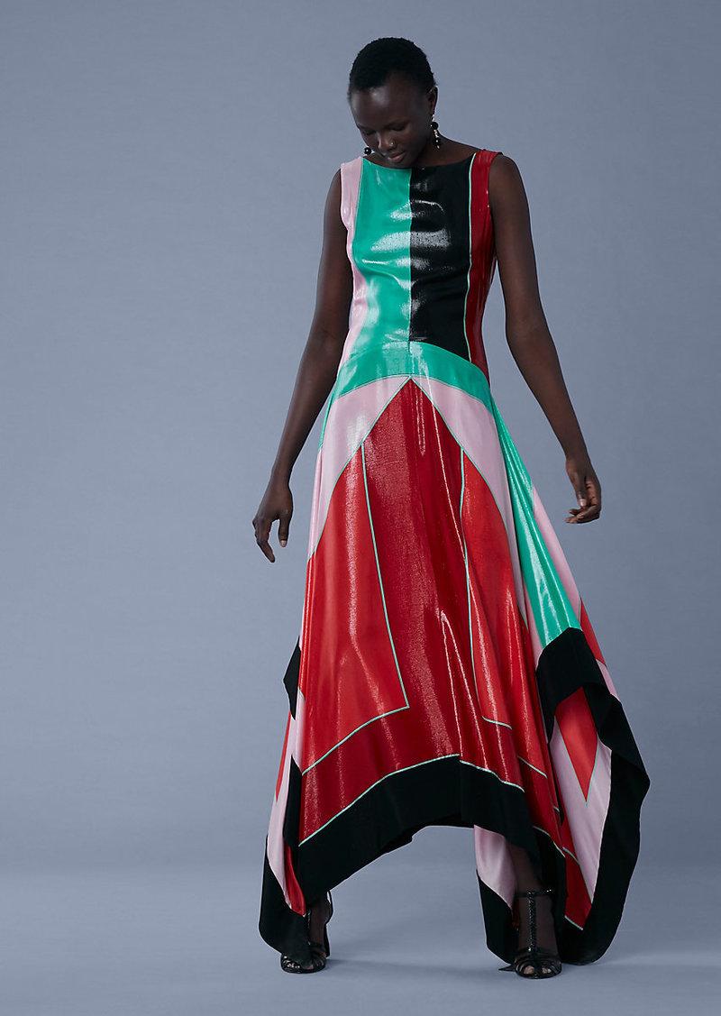 38b3fdd3caae On Sale today! Diane Von Furstenberg Boat Neck Midi Dress