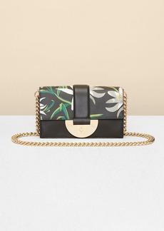 Diane Von Furstenberg Bonne Journée Halfmoon Bag