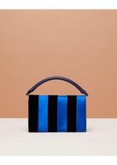 Diane Von Furstenberg Soirée Crossbody Haircalf Bag