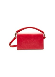 Diane Von Furstenberg Bonne Soiree Leather Shoulder Bag