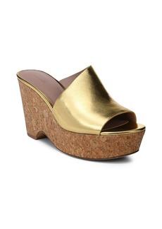 Diane Von Furstenberg Bonnie Wedge Sandals