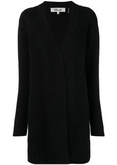Diane Von Furstenberg boxy fit cardigan