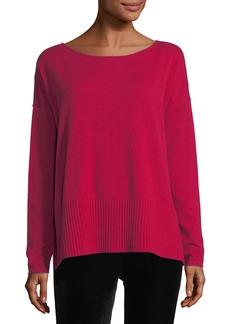 Diane Von Furstenberg Bozeman Wool-Cashmere Sweater