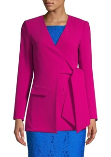 Diane Von Furstenberg Cali Wrap Jacket