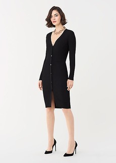 Diane Von Furstenberg Calla Stretch Ribbed Knit Dress
