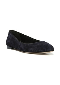 Diane Von Furstenberg Cambridge Leather Flats