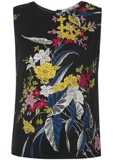 Diane Von Furstenberg Camden floral print blouse