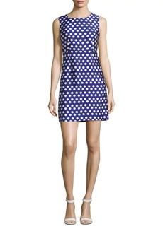 Diane Von Furstenberg Carrie Hexagon Dress