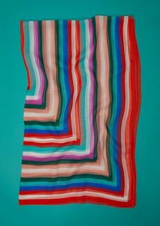 Diane Von Furstenberg Carrington Multi Scarf