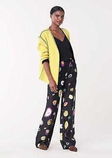 Diane Von Furstenberg Chandra Wool-Cashmere Reversible Cardigan