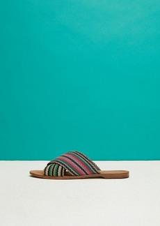 Diane Von Furstenberg Cindi Slides