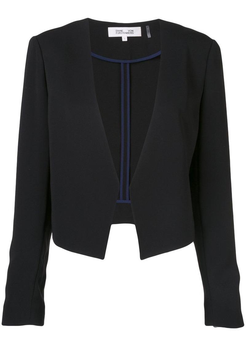 Diane Von Furstenberg classic fitted blazer