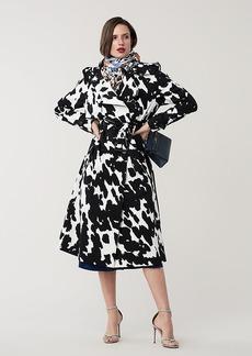 Diane Von Furstenberg Kaia Trench Coat