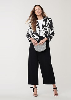 Diane Von Furstenberg Macie Double-Breasted Cropped Jacket