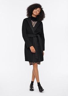 Diane Von Furstenberg Cooper Wool-Cashmere Belted Coat