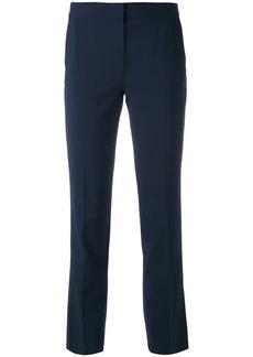 Diane Von Furstenberg cropped tailored trousers