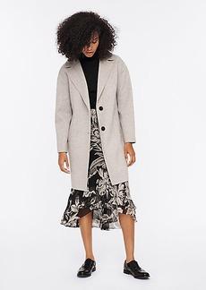 Diane Von Furstenberg Destin Wool Coat