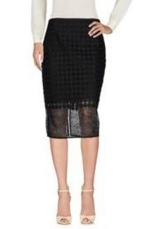DIANE VON FURSTENBERG - 3/4 length skirt
