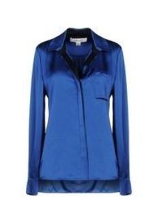 DIANE VON FURSTENBERG - Solid color shirts & blouses