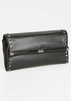 Diane von Furstenberg '440 - Envelope' Studded Leather Clutch