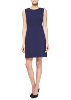 Diane von Furstenberg Sleeveless Carrie A-Line Dress