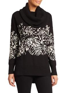 Diane von Furstenberg Ahiga Jacquard Sweater