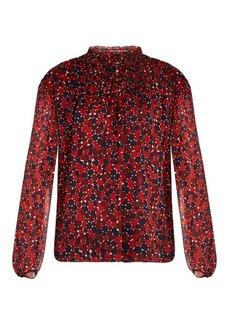 Diane Von Furstenberg Aleni blouse