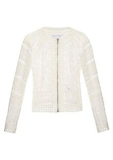 Diane Von Furstenberg Arlette jacket