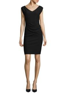 Diane Von Furstenberg Bevin Sheath Dress