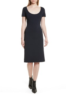 Diane von Furstenberg Body-Con Dress