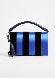 Diane von Furstenberg Bonne Soiree Velvet Shoulder Bag