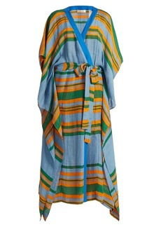 Diane Von Furstenberg Borel wrap dress