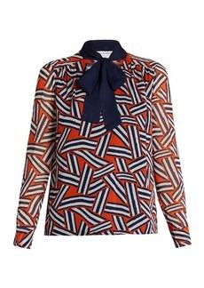 Diane Von Furstenberg Britni blouse