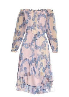 Diane Von Furstenberg Camila dress