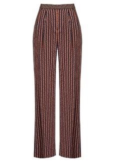 Diane Von Furstenberg Campbell trousers