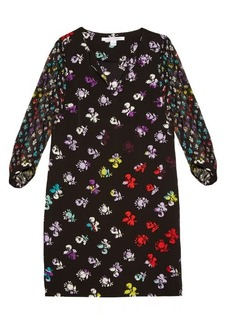Diane Von Furstenberg Carlton dress