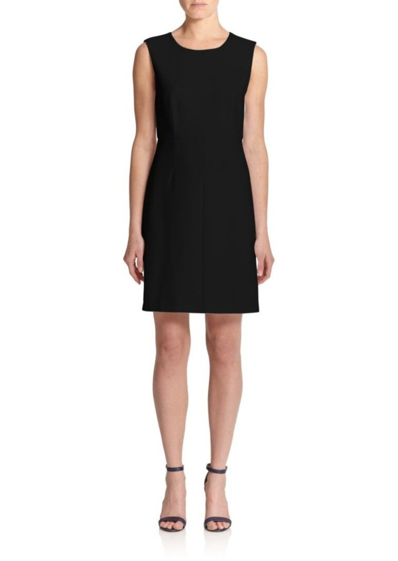 Diane von Furstenberg Carrie Ceramic A-Line Dress